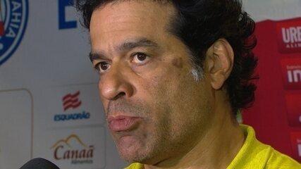 Veja o que disse Raí, diretor do São Paulo, após a eliminação na Copa do Brasil