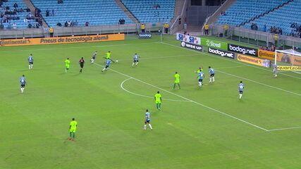 Melhores momentos de Grêmio 3 x 0 Juventude pela Copa do Brasil
