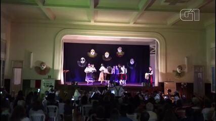Grupo Tarantolato, de Juiz de Fora, comemora 19 anos de divulgação da dança italiana