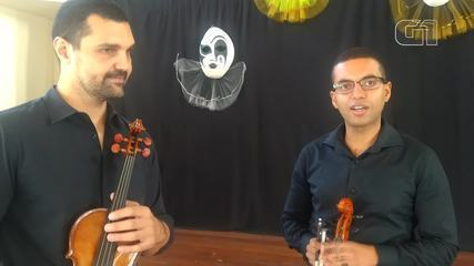 Integrantes da Orquestra Juiz de Fora destacam importância da cultura italiana na música
