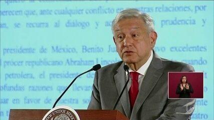 Anúncio de Trump de taxar produtos mexicanos impacta mercados