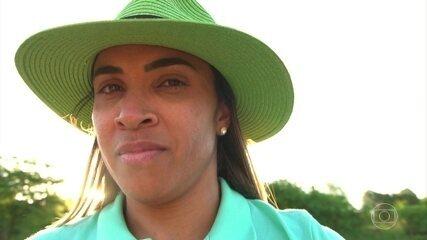 Do sertão de Alagoas para o mundo: conheça a história da jogadora Marta