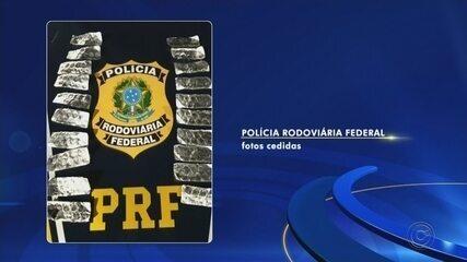 Polícia apreende medicamento usado para aborto clandestino na BR-153