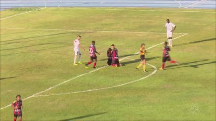 Real Ariquemes vence do Santos-AP e soma 10 pontos no GRUPO A2