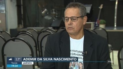 Pai de catarinenses mortos no Chile relata drama; corpos chegaram nesta segunda ao estado