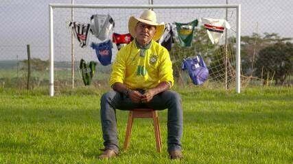Baú do Esporte: Boiadeiro relembra drama depois da Copa América de 1993