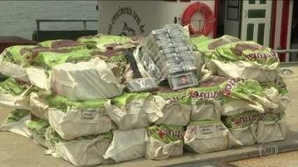"""Europa bate recorde na apreensão de cocaína em um mercado em vias de """"uberização"""""""