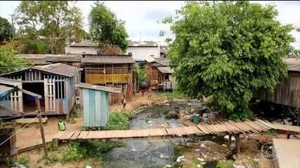 Senado aprova projeto que estabelece um novo marco regulatório do saneamento básico.