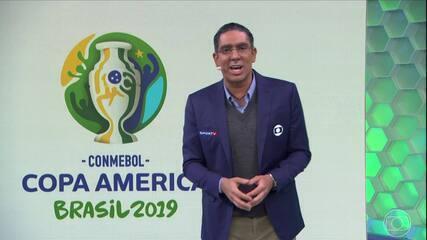 Marcelo Adnet imita Galvão Bueno, e narrador comenta