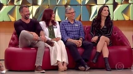 Kyra Gracie revela que Malvino Salvador não é romântico