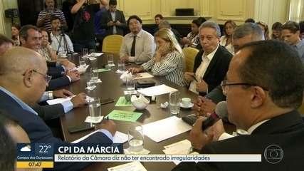 CPI da Márcia não aponta irregularidades