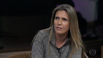 Emily Lima fala de desafios como ex-técnica da Seleção Brasileira feminina