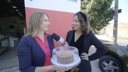 Mais Caminhos mostra mais uma história inspiradora de uma vendedora de bolos!