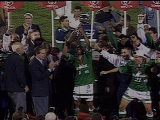 Íntegra da final da Libertadores de 1999, vencida pelo Palmeiras
