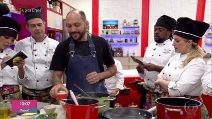 Aprenda como preparar a receita com o chef Saulo Jennings