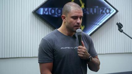 Veja a preparação de Diogo Nogueira para homenagear Nelson Gonçalves no 'Show dos Famosos'