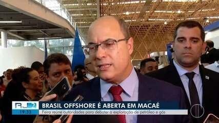 Brasil Offshore reúne autoridades para debater a exploração de petróleo e gás