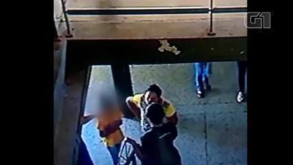 Educadora social leva 'tapa na cara' de mãe de aluna no DF