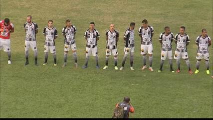 Confira os melhores lances de Ferroviário 0x0 Botafogo-PB pela Série C