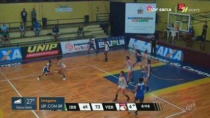 Basquete de Campinas vence a primeira nas quartas de final da Liga feminina