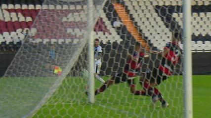 Melhores momentos de Vasco 1 x 0 Atlético-GO em amistoso