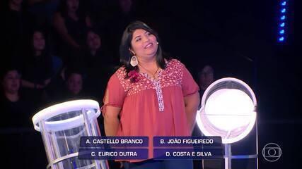 Camila e Marcele continuam na disputa pelo prêmio no 'The Wall'