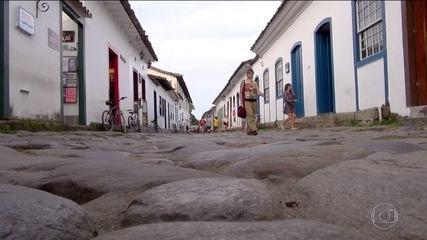 Paraty e Ilha Grande, no litoral do RJ, se tornam Patrimônio Mundial da Unesco
