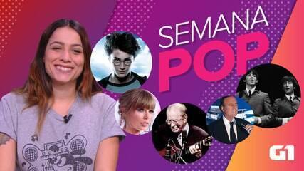 Semana Pop tem a saudade de João Gilberto, novo filho de Julio Iglesias e Taylor Swift