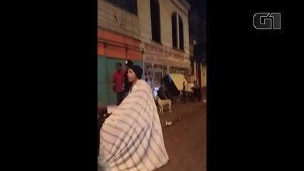 Membros da 'Casa Nem' são retirados de ocupação em Vila Isabel, Zona Norte do Rio