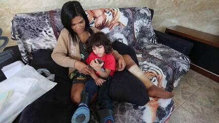 Famílias tentam reconstruir a vida três meses após tragédia na Muzema