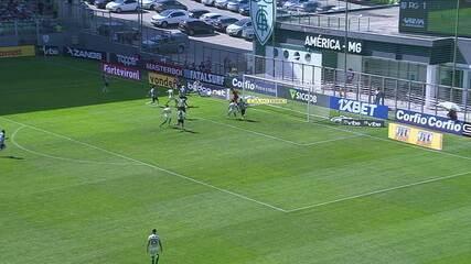 Melhores momentos: América-MG 0 x 4 Figueirense pela 9ª rodada do Brasileiro Série B