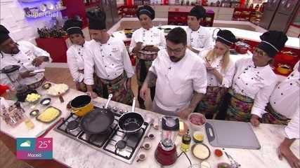Relembre os workshops do 'Super Chef Celebridades 2019'