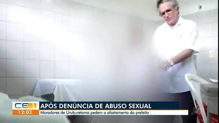 Moradores de Uruburetama pedem afastamento do Prefeito após denúncia
