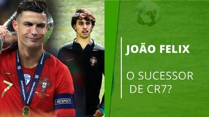 João Felix: o sucessor de Cristiano Ronaldo?