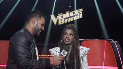 Pablo Vasconcelos mostra o que rolou no lançamento do 'The Voice Brasil'