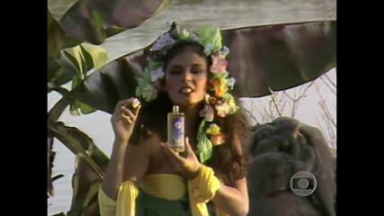 Vereda Tropical - O comercial do perfume 'Vereda Tropical'