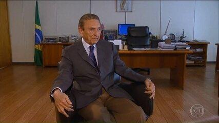 Ex-senador Edison Lobão (MDB) vira réu em Curitiba