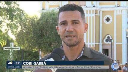 Cori-Sabbá anuncia dois novos contratados para a Série B do Campeonato Piauiense