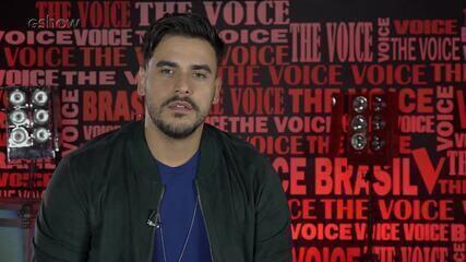 Conheça o participante Fernando Junior do time Teló