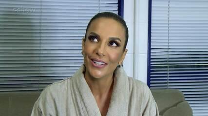 Ivete Sangalo conta como é ser técnica no 'The Voice Brasil' e mãe de três filhos