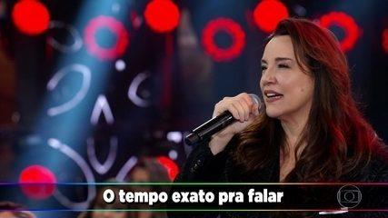 Após pedido de plateia Ana Carolina canta 'Pra Rua Me Levar'
