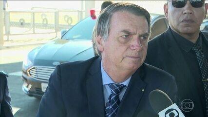 Bolsonaro sobre pai do presidente da OAB: 'Se quiser saber como pai desapareceu, eu conto'