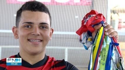 Assista à reportagem com Rogério Júnior exibida pelo Fronteira Notícias 2ª Edição nesta semana