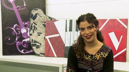 Conheça a participante Lucia Muniz, do time Lulu
