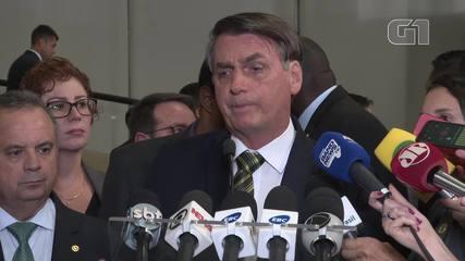 Bolsonaro critica emenda que manda expropriar propriedade que explorar trabalho escravo