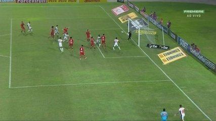 Melhores momentos: CRB 2 x 2 Oeste, pela Série B do Brasileiro