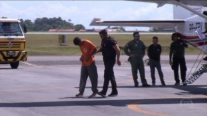 No Pará, 4 presos envolvidos em massacre são mortos durante transferência para Belém