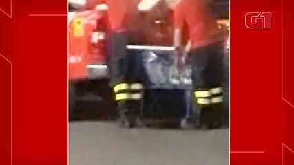 Bombeiros do DF apuram denúncia de transporte de cerveja em carro da corporação