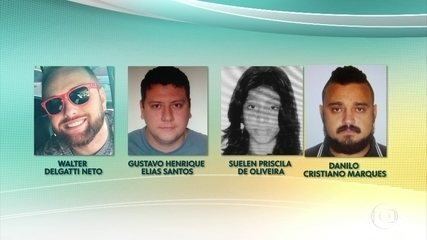 Quatro suspeitos de invadirem celulares de autoridades são transferidos nesta sexta (02)