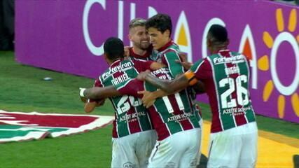 Os gols de Fluminense 2 x 1 Internacional pela 13ª rodada do Brasileirão